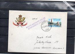 BELGIQUE - POST 15 - BPS 4090 -1981  - UN3 - Marcophilie