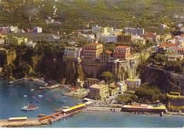 Sorrento  ( Napoli )  -  Veduta Aerea   -  Viaggiata - Napoli