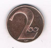 200  KRONEN 1924  OOSTENRIJK /5895/ - Autriche