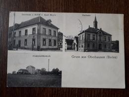 L23/133 ALLEMAGNE - Gruss Aus OBERHAUSEN ( Baden ) - Oberhausen