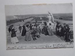Carte Postale - LE TREPORT (76) - La Terrasse (2932) - Le Treport