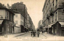 PARIS RUE DES ENTREPRENEURS A LA PLACE VIOLET - Distretto: 15