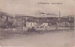 ITALIE : LA Maddalena . Tennis Ufficiali . ( En L'état ) . - Olbia