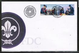 CEPT 2007 FI MI 1847-48 FINLAND FDC - 2007