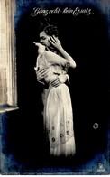 Ganz Echt - Kein Ersatz - Liebespaar Sich Küssend 1918 - Hochzeiten