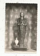 Cp , Religion , Arts , Statue De SAINTE MARIE-MADELEINE , Notre Dame Du Calaire , 49 ,  ANGERS ,  Vierge - Sculptures