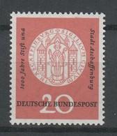 Bund , Abart Nr 255 I ,  Postfrisch - [7] Federal Republic