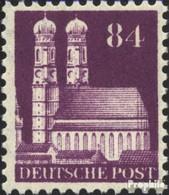Bizonale (Allied Cast) 95 Loin Dentelé Avec Charnière 1948 Bâtiments - Bizone