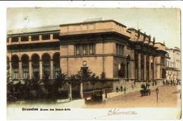 CPA - Carte Postale - Belgique-Bruxelles-Musée Des Beaux Arts En 1901-VM5285 - Musées