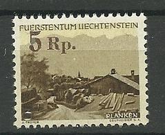 N° 246 ** - Liechtenstein