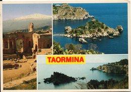 TAORMINA - Vedute - Italia