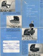 """Publicité .........Voitures Pour Enfants """" Landau Et Charette """" - Pubblicitari"""