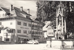 NIEDERDORF-VILLABASSA-BOZEN-BOLZANO-PENSIONE=AQUILA-ADLER=CARTOLINA VERA FOTOGRAFIA VIAGGIATA IL 7-8-1967 - Bolzano