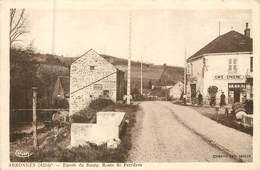 03 Allier :  Arronnes Entrée Du Bourg, Route De Ferrières  Réf 6830 - Frankreich
