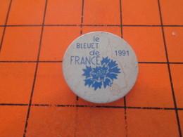 513d PIN'S PINS / Rare Et De Belle Qualité ! / Thème : ASSOCIATIONS / SOUVENIR MILITAIRE LE BLEUET DE FRANCE - Associations