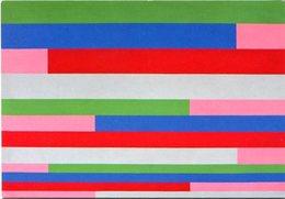RUBEM LUDOLF, OBRA REUNIDA, CAIXA CULTURAL BRAZIL ART POSTAL CIRCA 2010 NOT CIRCULATED - LILHU - Pintura & Cuadros