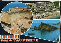 Saluti Da TAORMINA - Vedute - Italia
