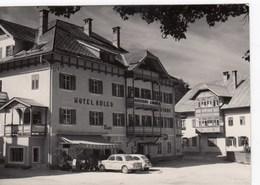 NIEDERDORF-VILLABASSA-BOZEN-BOLZANO-PENSIONE=AQUILA-ADLER=CARTOLINA VERA FOTOGRAFIA-VIAGGIATA   IL 17-8-1964 - Bolzano