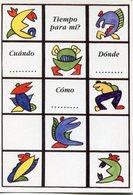 MARIA WIALA, VIENA, AUSTRIA. ARGENTINA ART POSTAL CIRCA 2000 NOT CIRCULATED - LILHU - Pintura & Cuadros