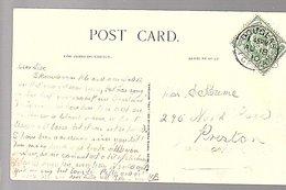 Isle Of Man DOUGLAS 1910 Depatching India Tea By River Elephants (559) - Man (Eiland)