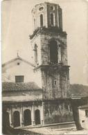 W4144 Bagnoli Irpino (Avellino) - Campanile Del Convento Di San Domenico / Non Viaggiata - Other Cities