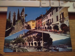 147551 CARTOLINA DI  LAGO DI LUGANO MORCOTE - TI Tessin