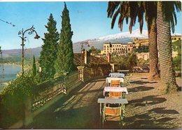 TAORMINA - Panoramica Dall'Hotel Schuler - Italia