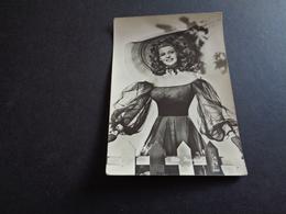 Artiste ( 402 )  Acteur De Cinema  Ciné  Film  Filmster  :  Rita Hayworth - Acteurs