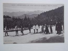Carte Postale - PEIRA CAVA (06) - Sports D'Hiver (2952) - France