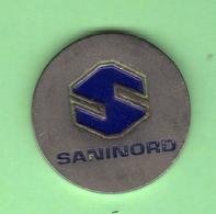 1 Jeton De Caddie *** SANINORD *** (0390)(1) - Einkaufswagen-Chips (EKW)
