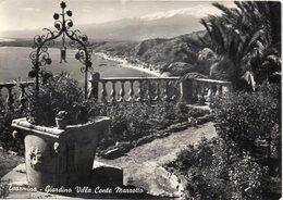 Taormina - Giardino Villa Conte Marzotto - Italia