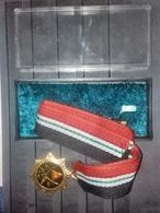 IRAQ MEDALS 1991 UM Almarek Desert Storm  Medal With Original Ribbon RARE - Médailles & Décorations