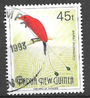 1992 Bird Of Paridise, 45t, Used - Papua New Guinea