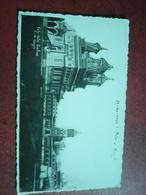 Unused Postcard From Romania Mănăstirea Curtea De Argeș și Palatul Regal - Romania