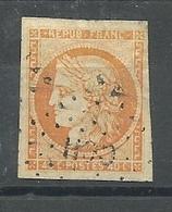 N° 5 OBLITERE - 1849-1850 Cérès
