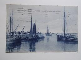 Carte Postale - ILE DE RE (17) - Arrivée Du Vapeur De La Rochelle (2958) - Ile De Ré