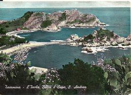 Taormina - L'Isola Bella E Capo S. Andrea - Italia