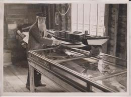 JOHN LOYNES PIONEER YACHTING NORFOLK BROADS NORWICH TO WROXHAM  20*15CM Fonds Victor FORBIN 1864-1947 - Barcos