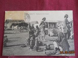 CPA - Djibouti - Vendeuses De Lait Somalis - Gibuti