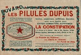 BUVARD LES PILULES DUPUIS CONTRE LA CONSTIPATION - Produits Pharmaceutiques