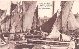 83-SAINT TROPEZ-N°1075-H/0237 - Saint-Tropez