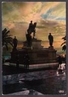 100085/ AJACCIO, La Place De Gaulle Et Le Monument De Napoléon Et De Ses Frères - Ajaccio
