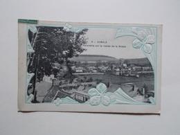 Carte Postale - AUMALE (76) - Panorama Sur La Vallée De La Bresle (2968) - Aumale