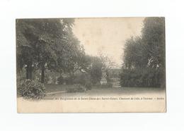 Tournai  -  Pensionnat Des Religieuses De La Sainte-Union - Jardin (1907). - Doornik