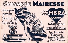 BUVARD CHICOREE MAIRESSE - Café & Thé
