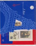 CHEF D'OEUVRE DE L'ART. PHILEX 99. NEUF SOUE BLISTER / 6000 - Ohne Zuordnung