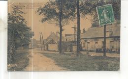 11. Mons En Laonnois, La Moncelle, Route De Chivry Et Le Calvaire - Altri Comuni