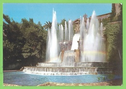 TIVOLI / VILLA D'ESTE / FONTANA DELL'ORGANO ....Carte Vierge ( Années 50 / 60 ) - Parks & Gardens