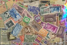 Französisch Äquatorialafrika Briefmarken-200 Verschiedene Marken - Äquatorial-Guinea