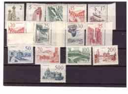 XX2618   -   YUGOSLAVIA    /   SERIE COMPLETA NUOVA  MNH**,   CAT. UNIFICATO  756/769 - Nuovi
